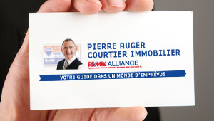 Pierre Auger - Courtier immobilier